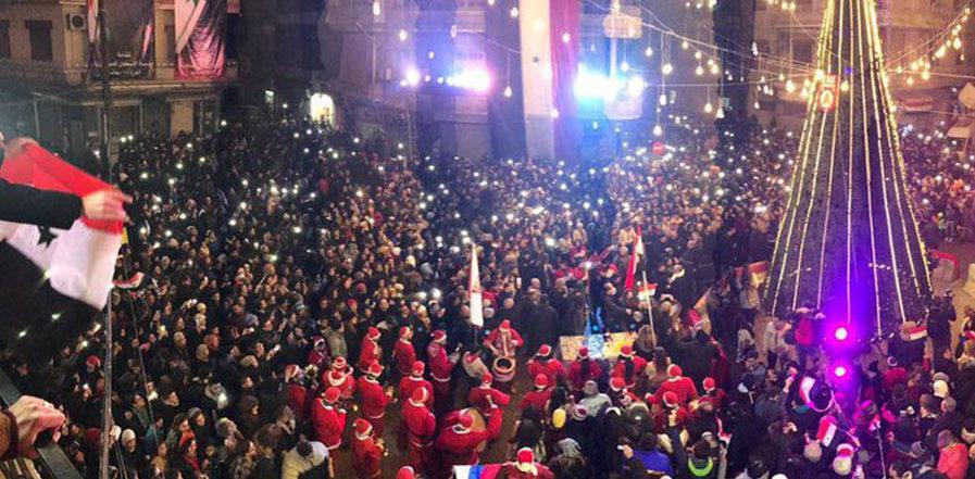 Kerstgedachte Keert Terug in Bevrijd Aleppo na 4 Jaar Terreur