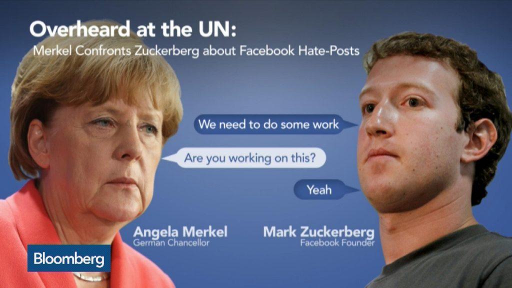 Duitsland Overweegt Tegengaan Nep Nieuws Via Wetgeving