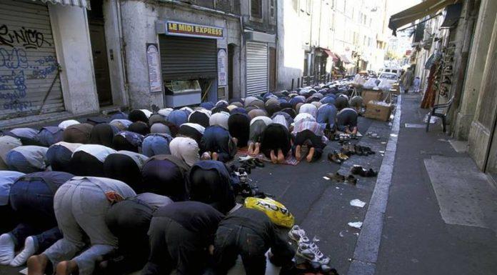 Bepaalde Wijken in Frankrijk zijn een no-go zone geworden voor vrouwen