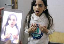 Vader van Aleppo's Twitter meisje Bana mogelijk Banden met Daesh