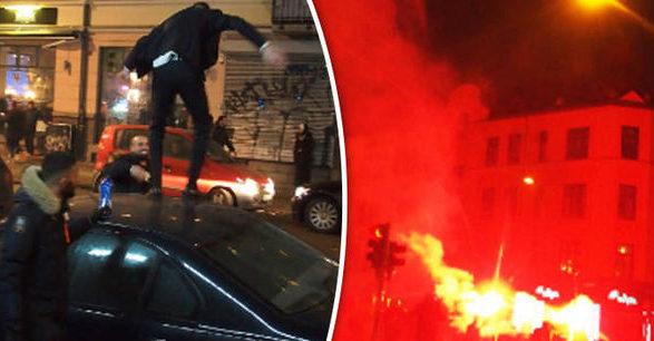 Jihad migranten veranderen Zweedse stad Malmö in Oorlogsgebied